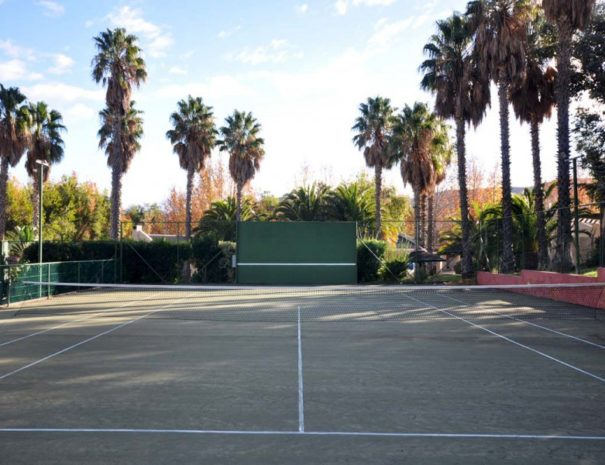 MS Tennis Court